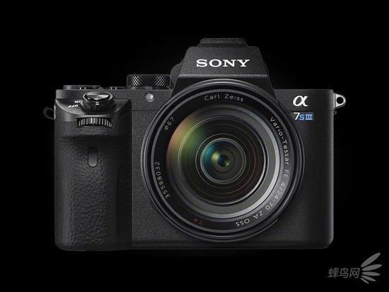 网友制作的A7SM3相机外面图像