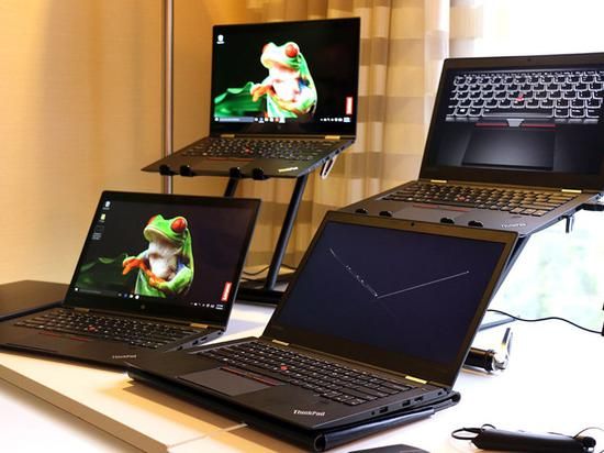 OLED版的联想ThinkPad X1 Yoga(图源:网络)