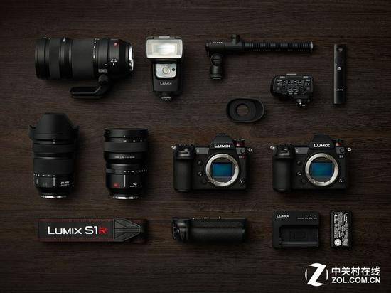 S1R是一台图像和视频性能都很出色的相机,如果结合S1,这套系统会更加全面