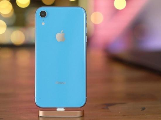 iPhone XR后置单摄像头