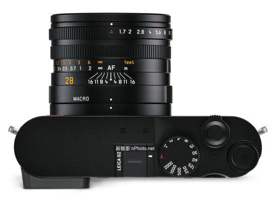 徕卡发布Q2全画幅固定镜头相机