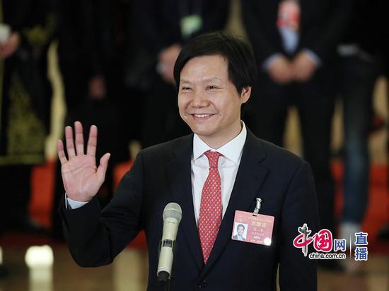 小米集团董事长兼首席执行官雷军答记者问。