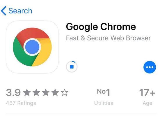谷歌Chrome浏览器安装量破50亿