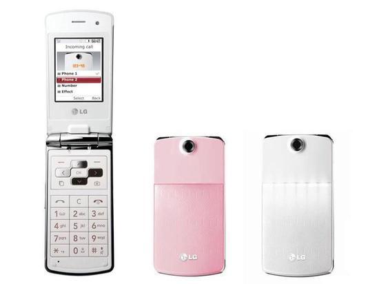 LG KF350(「冰淇淋」)