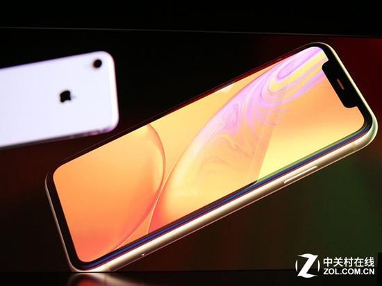 """采用LCD屏幕的iPhone XR無""""燒屏""""之憂"""