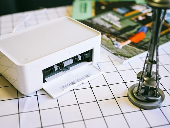 支持低功耗藍牙的智能打印機
