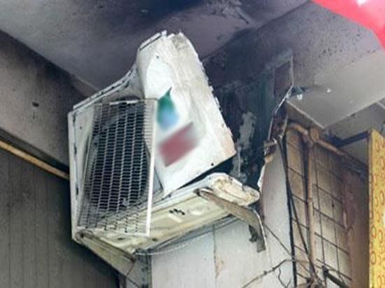 空调安装不当易导致爆炸