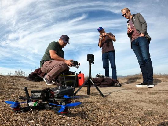 GoPro距离拍摄大片又近了一步 感觉赚翻了