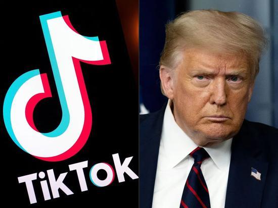 川普批准 Tiktok 与甲骨文的交易,最后时刻张一鸣顶住了压力