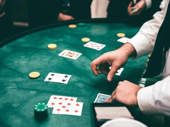 二十一点游玩的突破口在于牌库有限