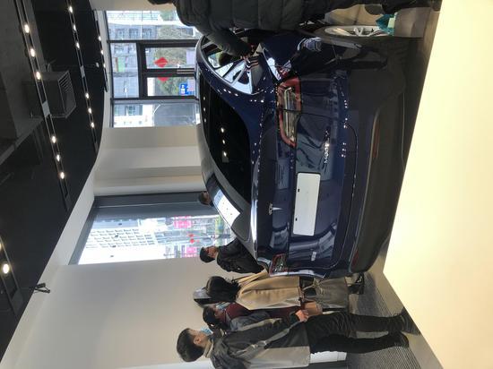 上海新能源车春节销售火热,Model Y等数月