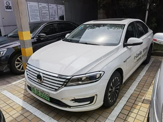 (上汽大众朗逸纯电动车)