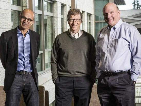 """鲍尔默,真的是最""""失败""""的微软 CEO 吗?"""