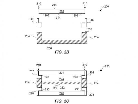 新专利显示:苹果正研究让 iPhone 显示屏玻璃更薄更坚固