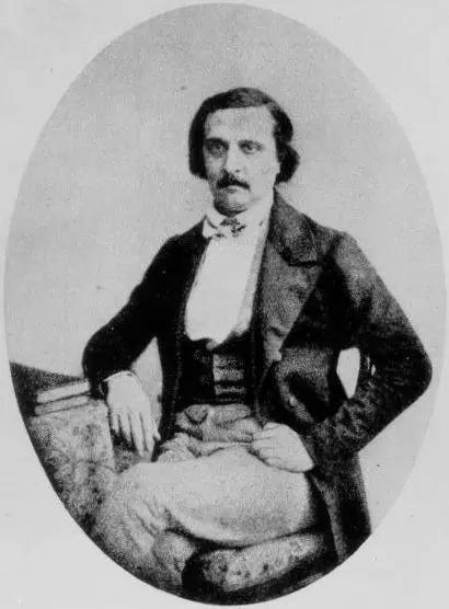 CharlesFrédéricGerhardt(来源维基百科)