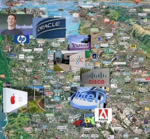 △ 班加罗尔,已经成世界上最令人眼花缭乱的互联网公司之城
