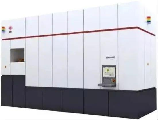 图:上海微电子SSA600/20光刻机及其技术参数来源:上海微电子官网