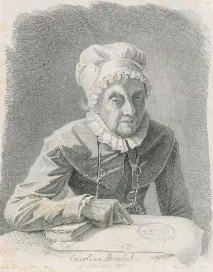 97岁的卡洛琳·赫歇尔 | 维基百科
