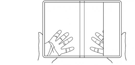 LG透明可折叠手机设计获得美国专利