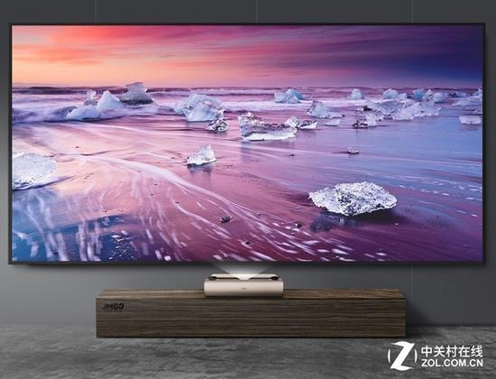 超大尺寸屏幕是激光电视的核心竞争力