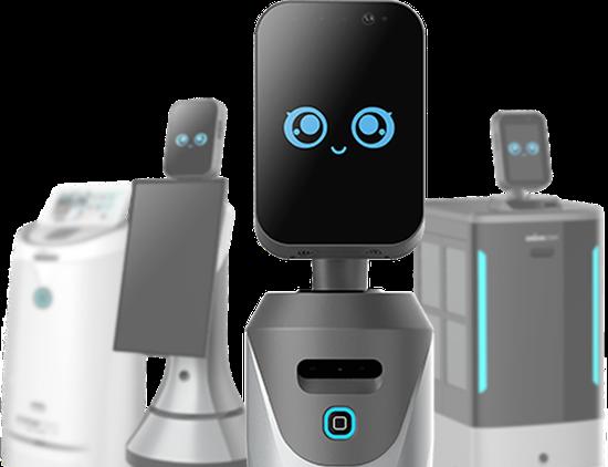 猎豹智能服务机器人,图源猎豹官网