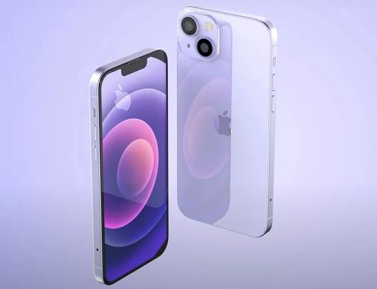 "▲""iPhone 13""标准版概念图"