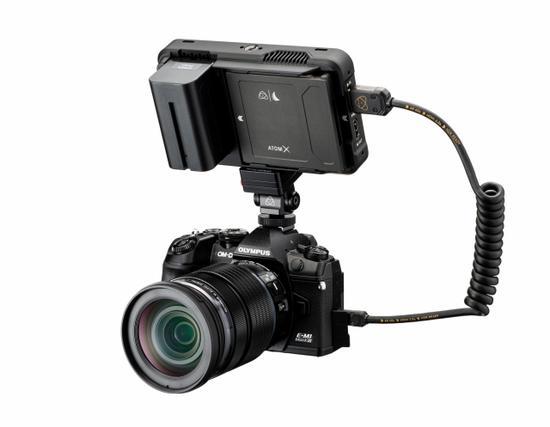 奥巴宣布开发E-M1X、E-M1III相机RAW视频固件