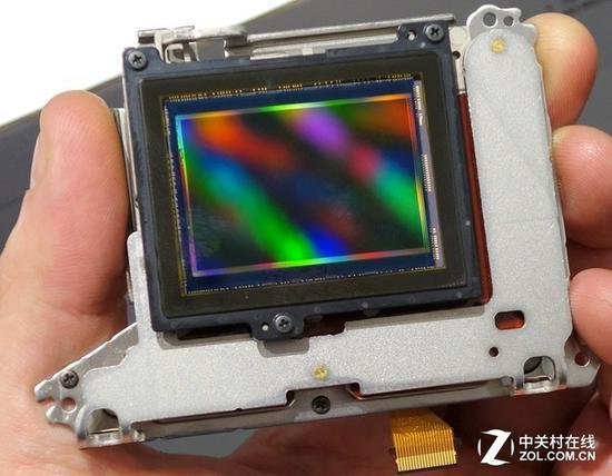 选择相机本质上就是选择CMOS,因此如果相机CMOS与机身分开,升级时会更加方便