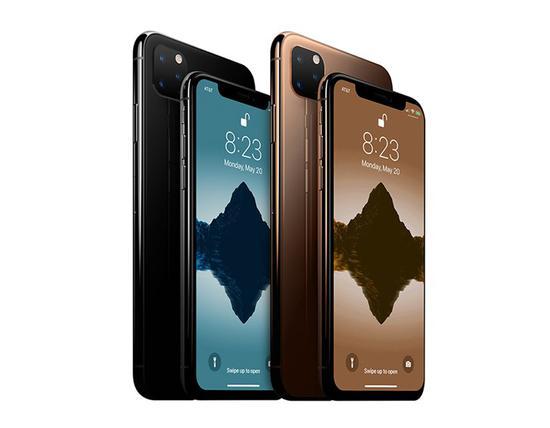 明年iPhone有望采用全屏Touch ID+后置3D感应摄像
