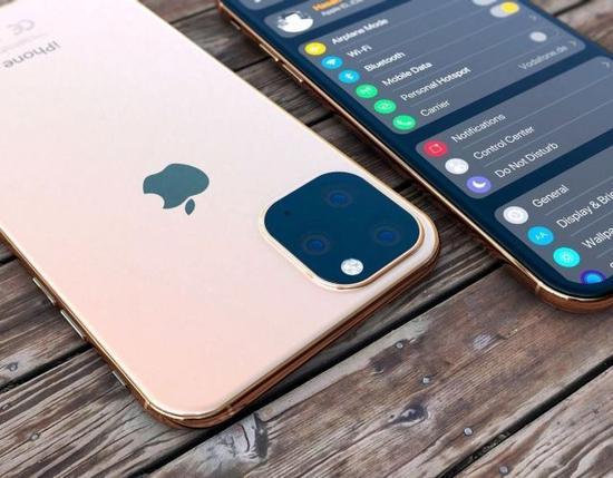 iPhone 11屏幕来自京东方 B11和B12将成专供产线