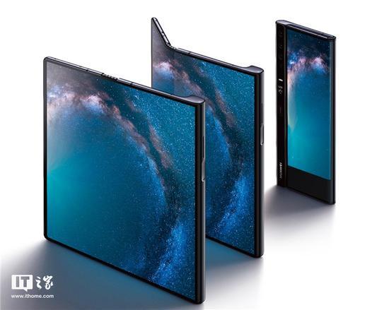 華為Mate X 5G折疊屏今天開售 升至麒麟990 5G+45倍變焦范圍