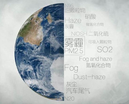空气污染远不止PM2.5而已