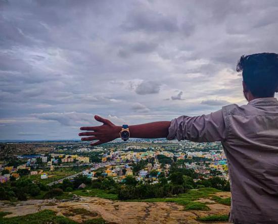 △ 班加罗尔,印度创业的圣地