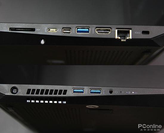 笔记本现在配备基本上都是USB3.1接口