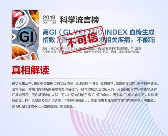 """中国科协发布12月""""科学""""流言榜单,为你一一揭开真相"""