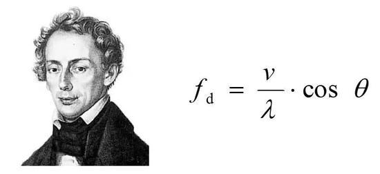 多普勒和多普勒效应公式