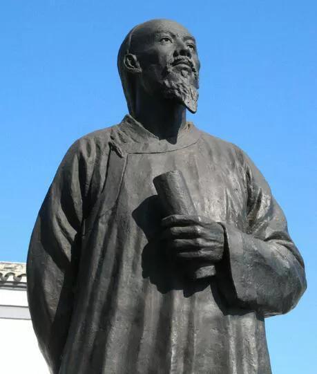 清初历算、数学、天文学家梅文鼎,《梅氏丛书》就是后人根据他的学术成就总结而成的