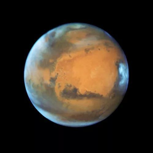"""期盼已久的天文奇观夜来了!""""火星大冲""""率先登场"""