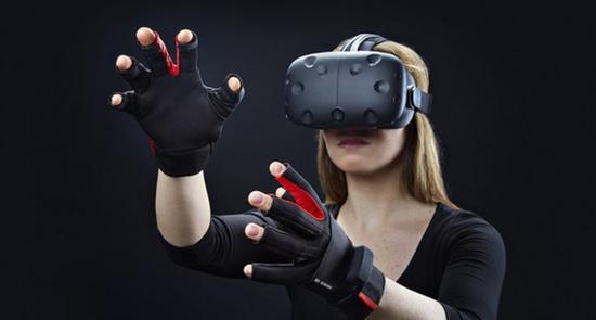 Manus VR手套让你的双手成为VR手柄