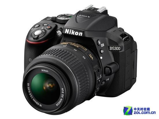 尼康D5300单反相机