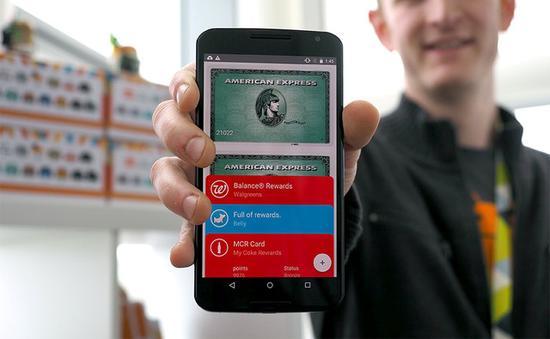 想做主流Android Pay将集成于银行app app Android Google_新浪