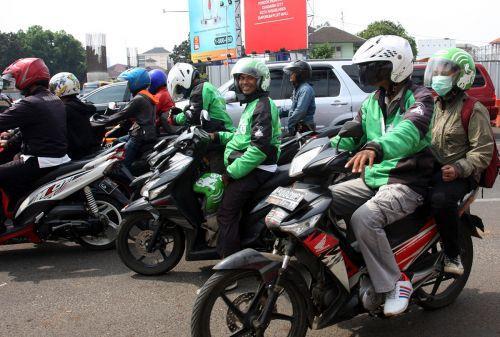 你在用滴滴叫汽车,印尼人却在忙着叫摩托图片 第6张