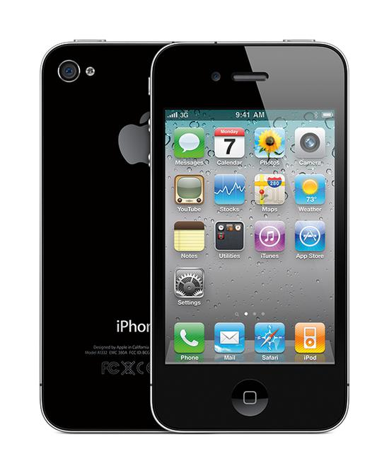 iPhone4(引自蘋果)