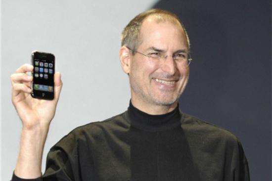 喬布斯的蘋果變革的是通信行業和流媒體音樂收聽方式(引自蘋果)