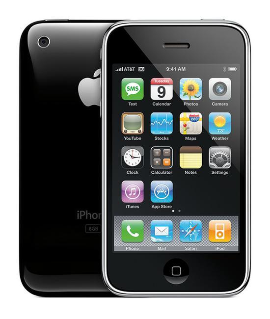 iPhone3G(引自蘋果)
