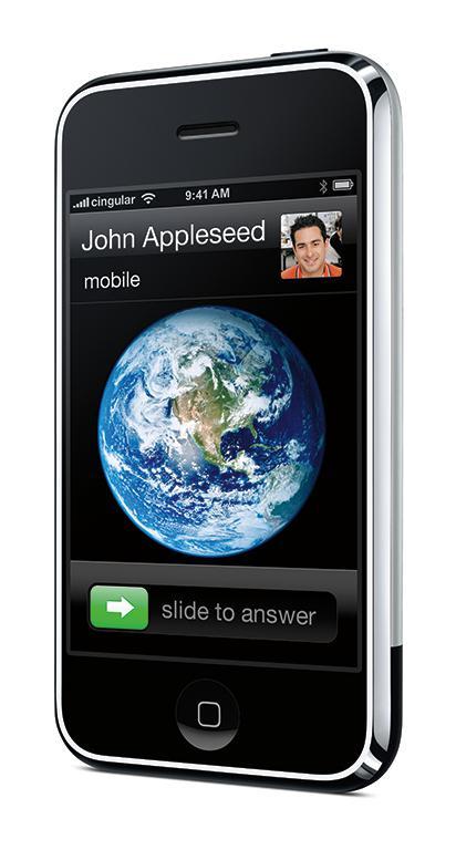iPhone初代(引自蘋果)