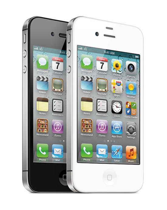 iPhone4s(引自蘋果)