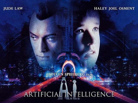 人工智能2电影_AI未来是什么样子,这些科幻电影里已经有了答案|人工智能|电影 ...