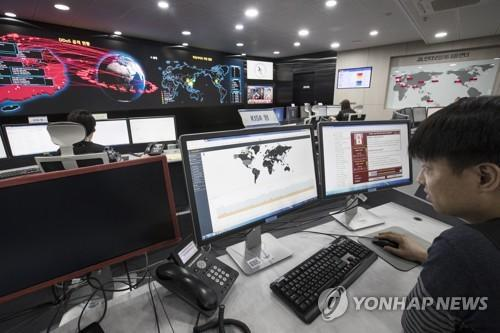 """勒索病毒肆虐 韓國8家企業""""中招""""請求技術支援"""