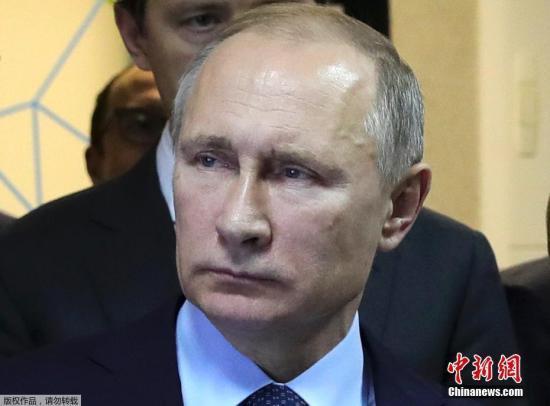 普京:電腦病毒或將危害其制造者 需制定防范措施